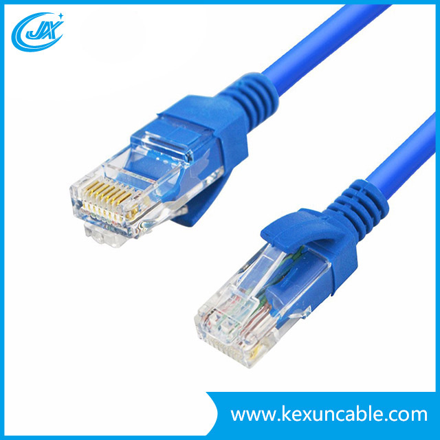 UTP FTP Cable Cat5e Network Cable LAN Cable with Copper Conductor PVC Jacket 305m/Box