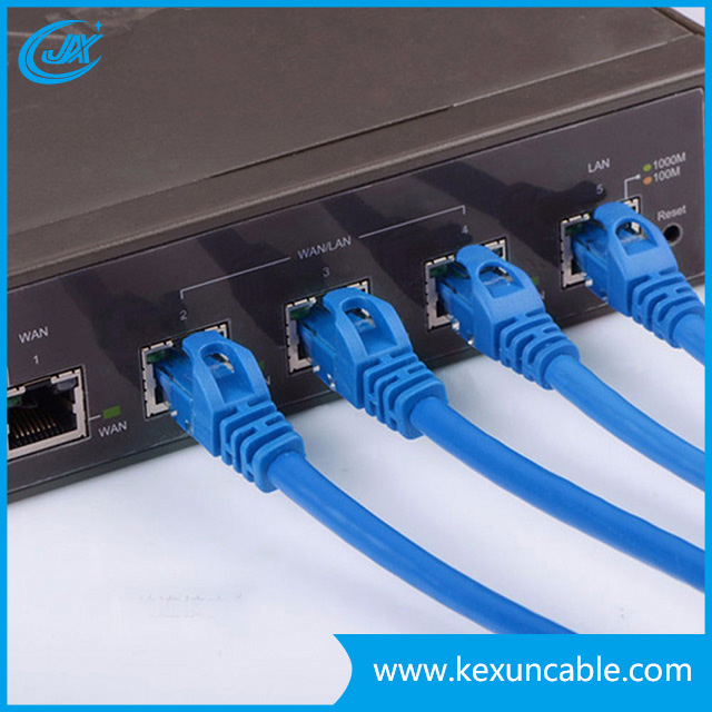 FTP UTP SFTP Cat5e LAN Cable Computer Communication Cable Network Cable Indoor Used