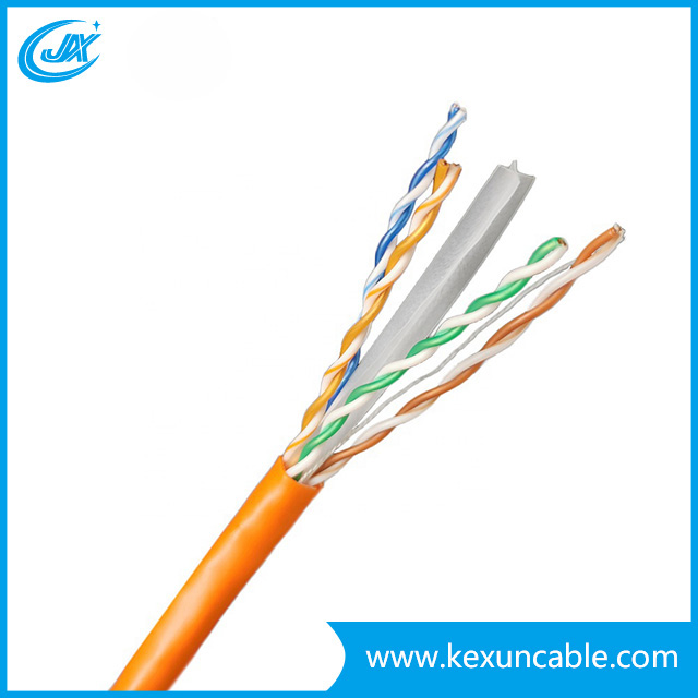 China Factory Direct CAT6 UTP Cable LAN Network Cable Ethernet Cable 4 Pair 305/Box - Buy China CAT6, China Network Cable, China Factory Direct CAT6 UTP Cable LAN Network Cable Ethernet Cable 4 Pair 305/Box from Foshan Kexun Cable Industrial Co., Ltd.