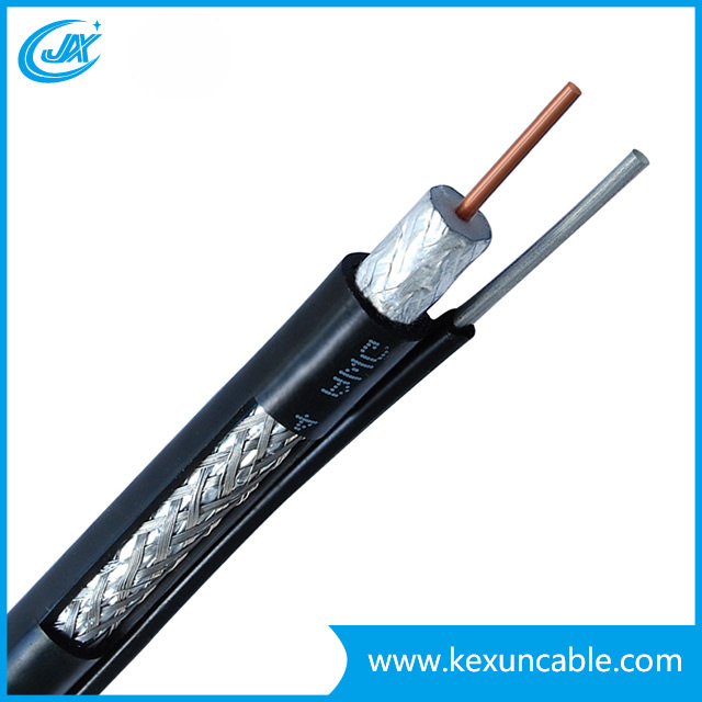 China Factory Direct RG6 Coaxial Cable with Low Loss for CATV Satellite TV