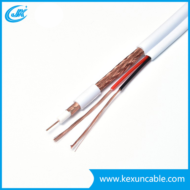 Manufacturer Coaxial Cable RG6 Rg58 Rg59 Rg213 of China National Standard for Sale